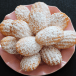 Gluten-Free Lemon Madeleines. A recipe by It's Not Complicated Recipes.