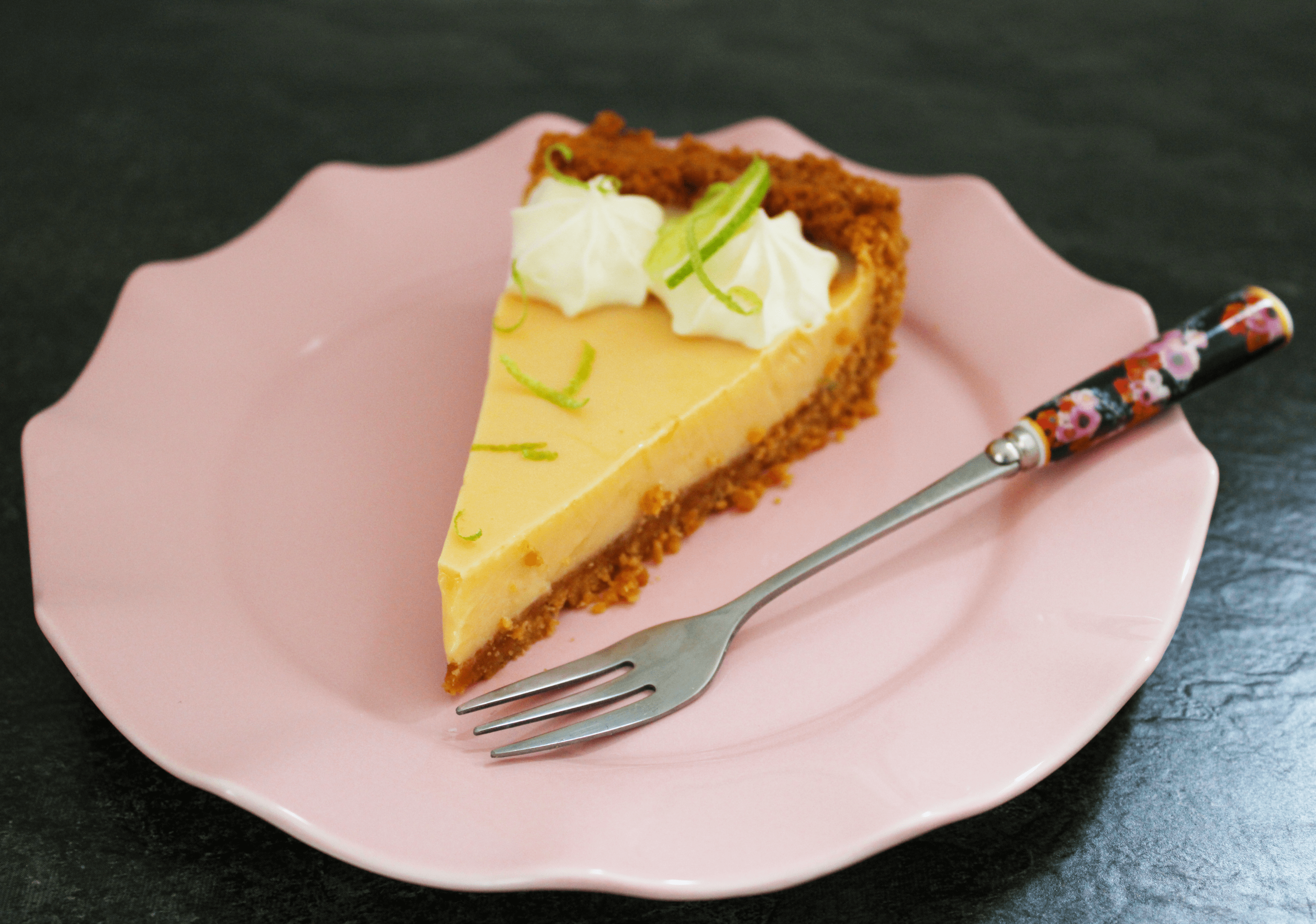Classic Key Lime Pie. A recipe by It's Not Complicated Recipes.