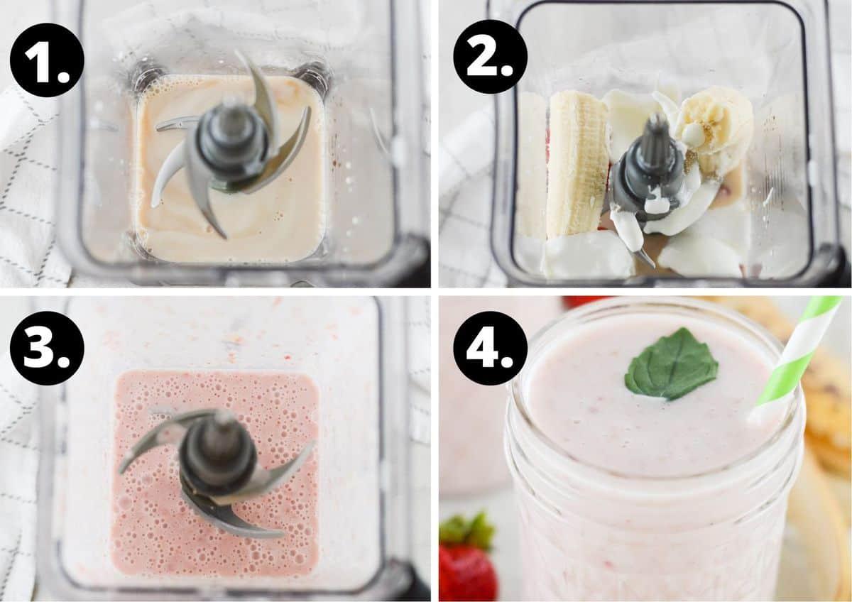 Four steps to prepare this recipe.