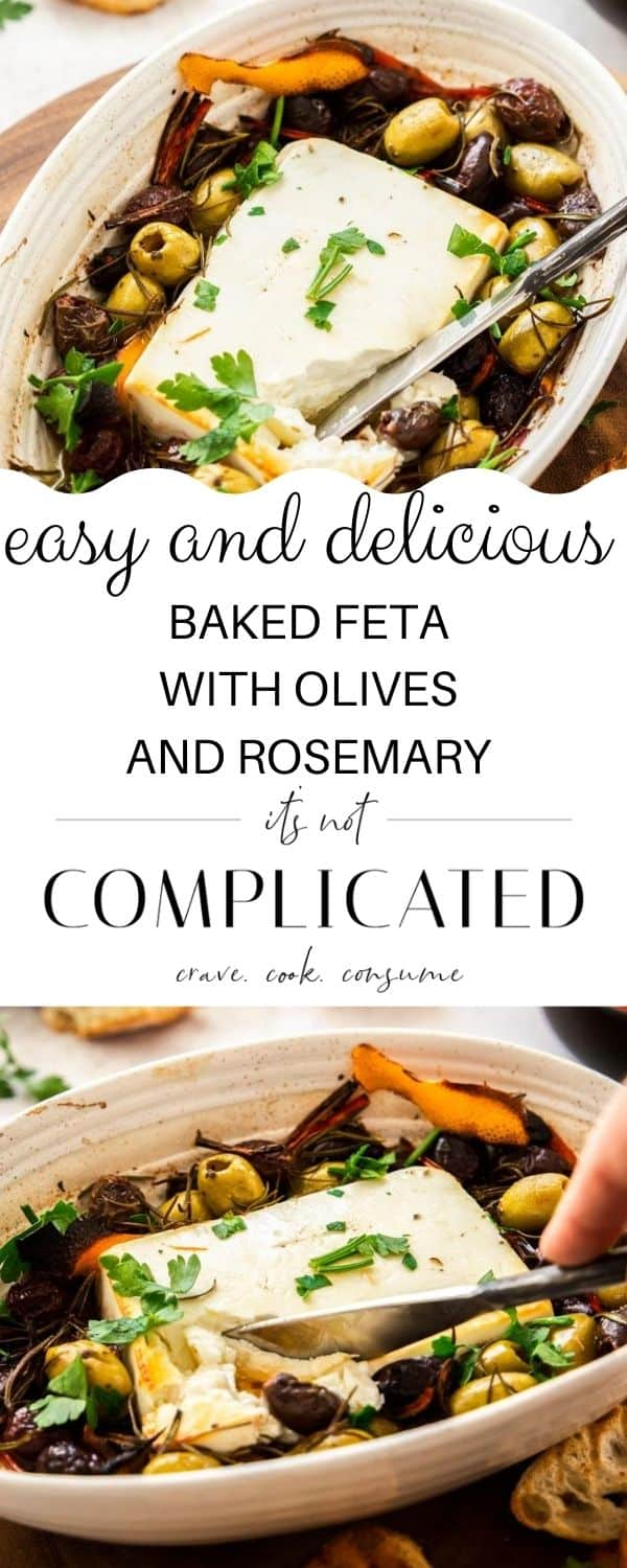 pinterest image, with photos of recipe top and bottom, and text overlay in the middle.