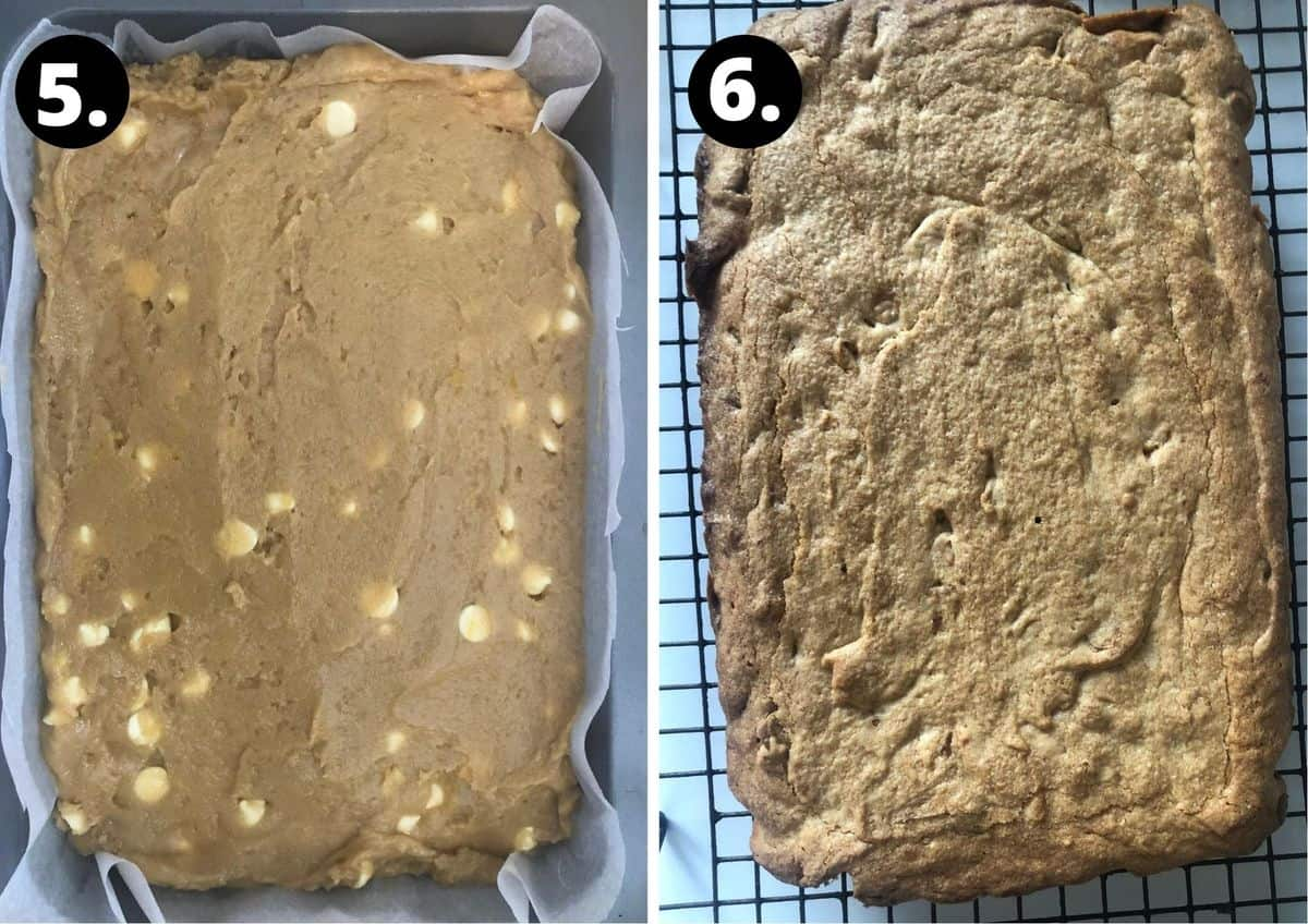 final two steps to prepare this recipe.