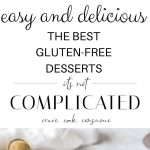 pinterest image with three photos of recipes with text overlay in centre.